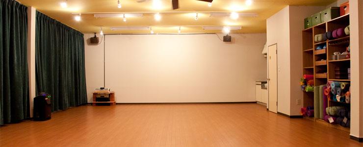 ヨガオージャス 西小山スタジオの画像